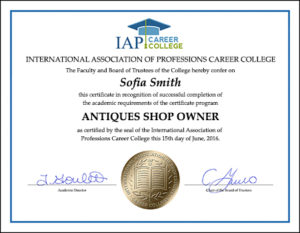 ANTIQUES-SHOP-OWNER_Mini_Certificate