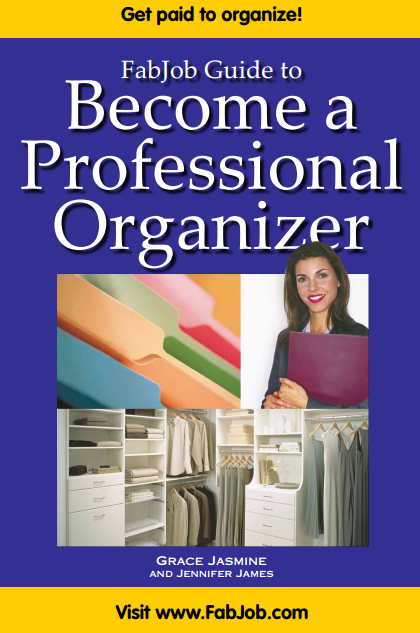 Become a Professional Organizer