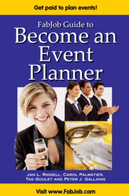 Become an Event Planner