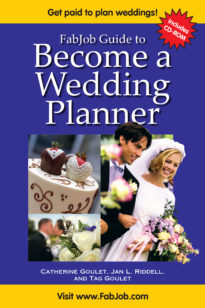 How to Become a Wedding Planner Book