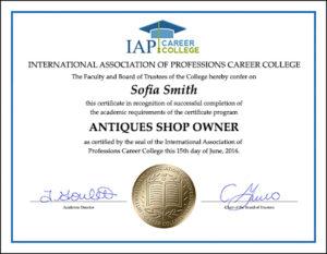ANTIQUES-SHOP-OWNER_Mini_Certificate