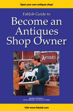 Become an antiques shop owner