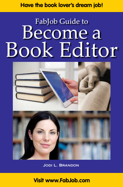 Become a Book Editor