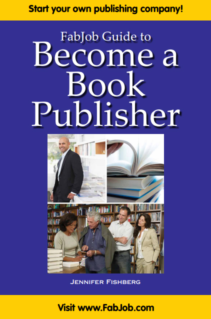 Become a Book Publisher!