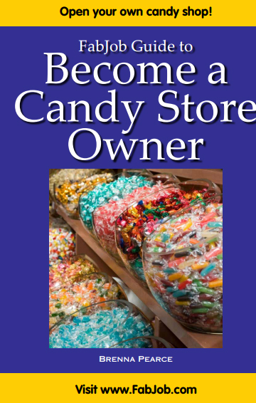Become a Candy Store Owner