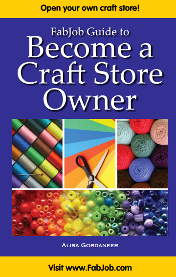Become a Craft Store Owner