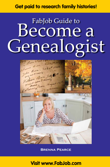 Become a Genealogist