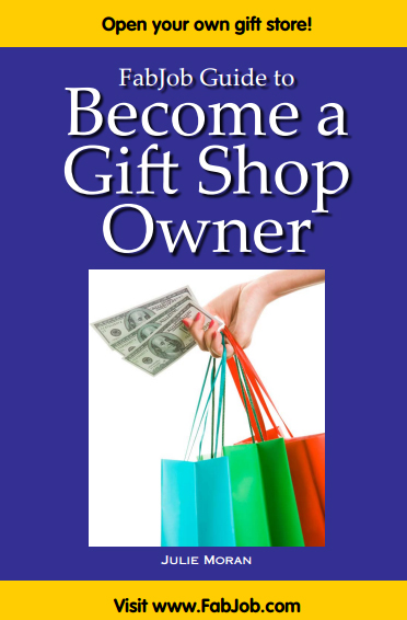 Become a Gift Shop Owner