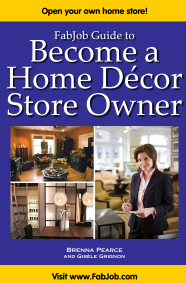 Become a Home Decor Store Owner!