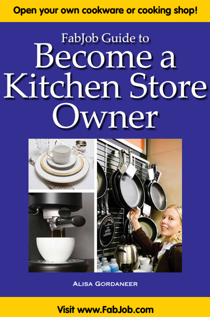 Become a Kitchen Store Owner
