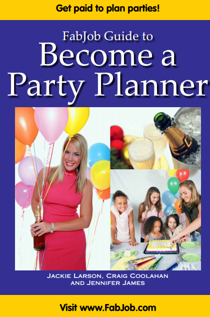 Become a Party Planner