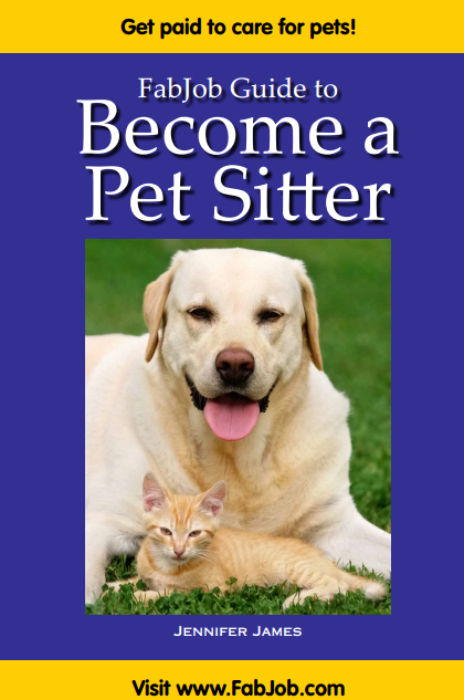 Become a Pet Sitter!