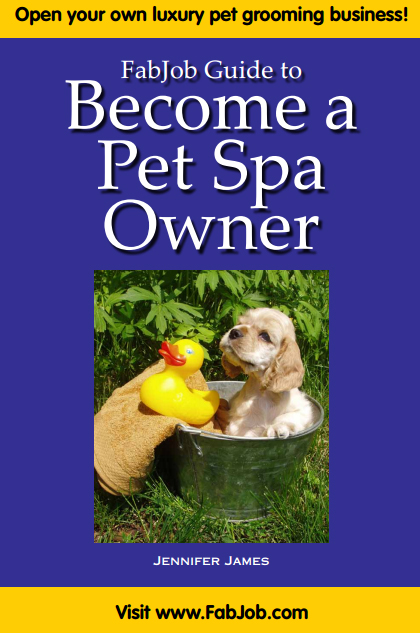 Become a Pet Spa Owner!