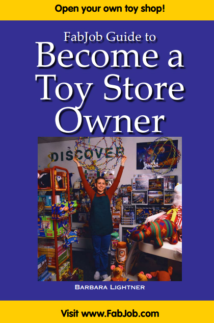 Become a Toy Store Owner