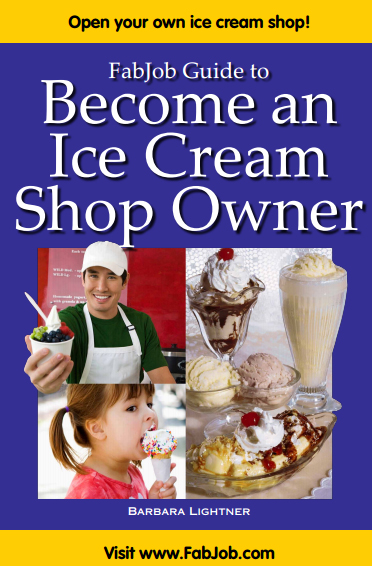 Become an Ice Cream Shop Owner