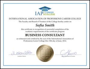 Certificate-BUS1