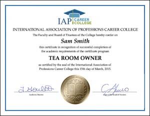 certificate-tea-room